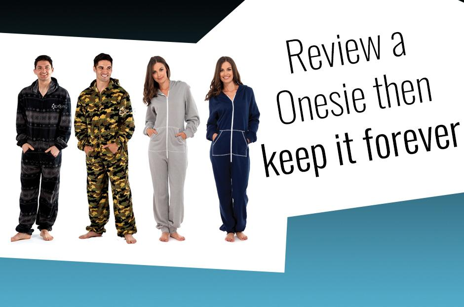 Review A Onesie